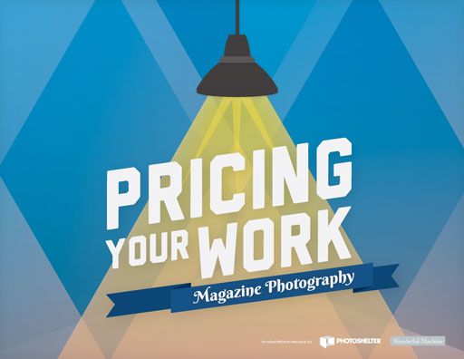 PhotoShelter Releases Guide To Pricing Magazine Photography - Photoshelter templates