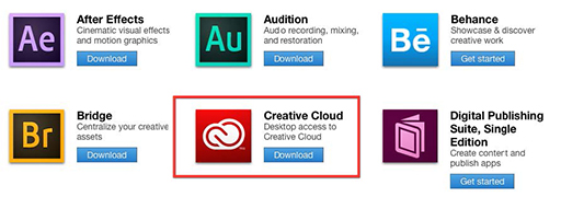 how to choose install location adobe premier pro