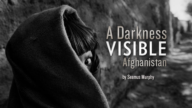 A Darkness Visible Poster