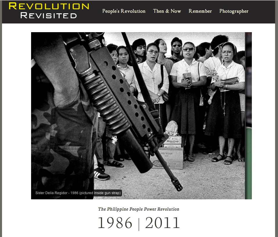 Revolution Revisited Homepage