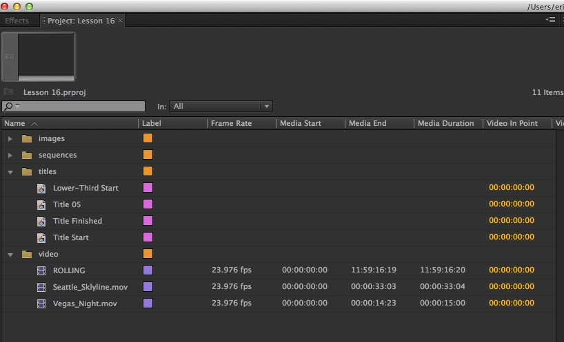 how to organise timeline by hour taked final cut