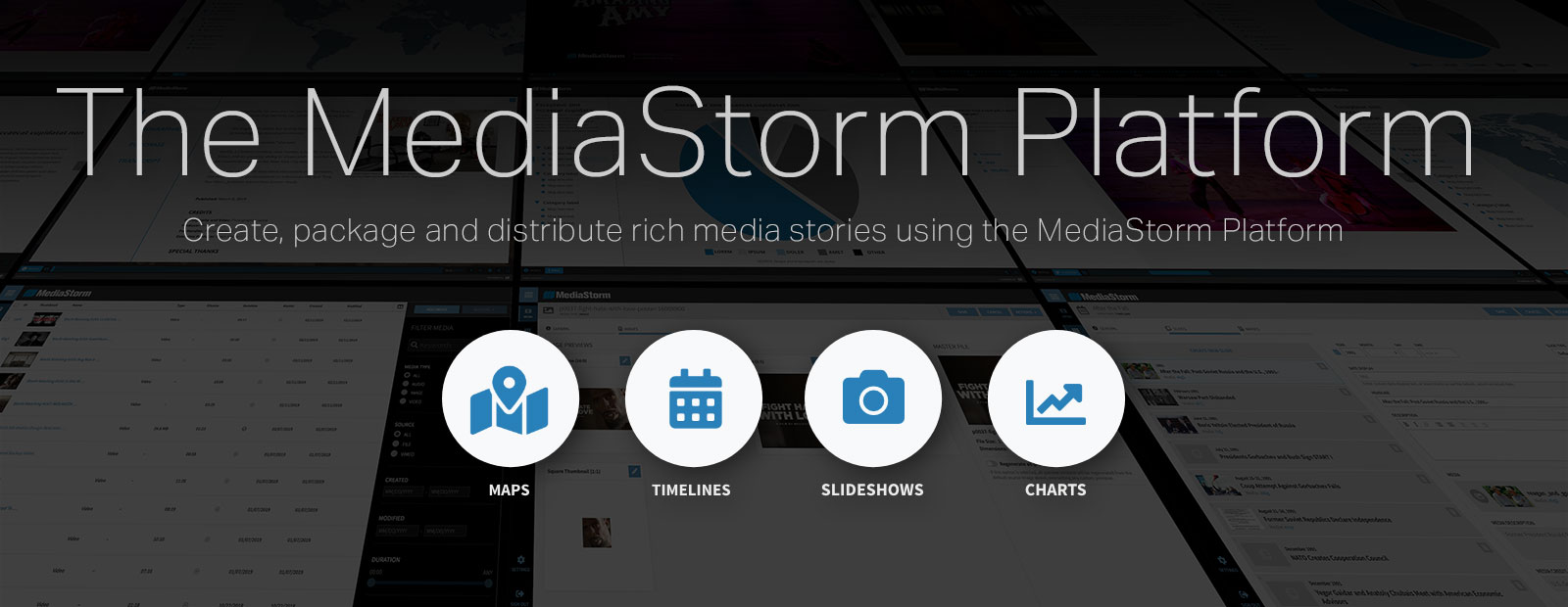 Learn More about the MediaStorm Platform