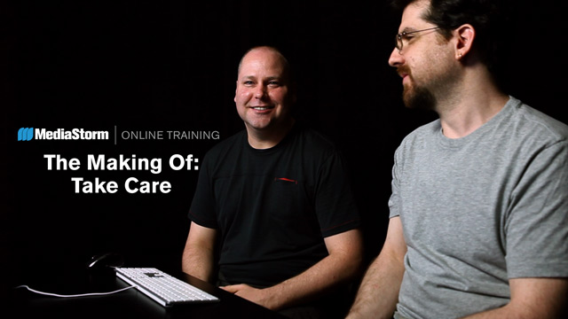 The Making Of: Take Care
